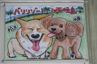 2018.11.6九鬼様プレゼントパンチ小豆.JPG